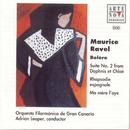 Ravel: Bolero/Daphnis Et Chloé/Rhapsodie Espagnole/Adrian Leaper