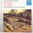 Beethoven: Violin Sonatas/Jos Van Immerseel