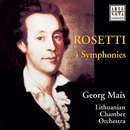 Rosetti: 4 Symphonies/Georg Mais