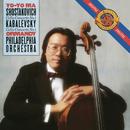 Shostakovich, Kabalevsky: Cello Concertos (Remastered)/Yo-Yo Ma