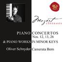 Mozart: Piano Concertos Nos. 12, 13, 26 & Works for Solo Piano/Oliver Schnyder
