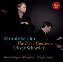 Mendelssohn: Piano Concertos/Oliver Schnyder