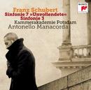 Schubert: Sinfonien Nr. 3 & 7/Kammerakademie Potsdam