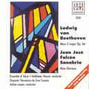 Beethoven: Mass C-major/Sanabria: Mass/Wolfdieter Maurer