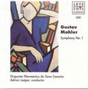 Mahler: Symphony No.1/Adrian Leaper