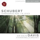Schubert: Symphonies Nos. 1-6, 8 & 9/Sir Colin Davis