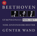Beethoven: Symphonies Nos. 2 + 7/Günter Wand
