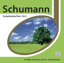Schumann: Symphonies Nos. 1 & 2/David Zinman