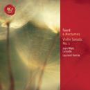 Fauré: 6 Nocturnes; Violin Sonata/Jean-Marc Luisada