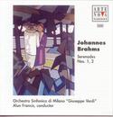 Brahms: Serenades No.1 and No.2/Alun Francis