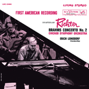 Brahms: Concerto for Piano and Orchestra No. 2 in B-Flat Major, Op. 83 (Remastered)/Sviatoslav Richter