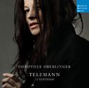 Telemann: Fantasien für Flöte Solo/Dorothee Oberlinger