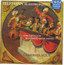 Telemann/Cto. for Woodwind Instruments/Camerata Köln