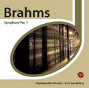 Brahms: Symphony No. 1/Kurt Sanderling