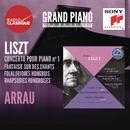 Liszt: Concerto 1, Fantaisie, Rhapsodies hongroises - Arrau/Claudio Arrau