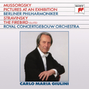 Mussorgsky: Pictures at an Exhibition - Stravinsky: Firebird Suite/Carlo Maria Giulini