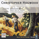 Music For The Theatre Vol. 2 (Copland/Barber)/Christopher Hogwood