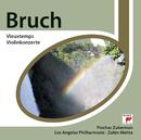 Bruch: Vieuxtemps Violinkonzerte/Pinchas Zukerman and the Zukerman Chamber Players