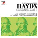 Haydn: Symphonies Nos. 48, 49 & 51/Max Goberman
