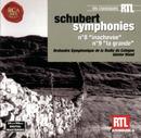 "Schubert: Symphonie No. 8 ""Inachevée"" and Symphonie No. 9 ""La Grande""/Günter Wand"