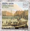Haydn - Sym. 93, 94 & 95/Sigiswald Kuijken