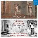 Mozart: Violin Sonatas/Riccardo Minasi