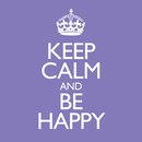 Keep Calm & Be Happy/VARIOUS