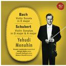 Yehudi Menuhin Plays Bach, Debussy, Schubert, Rachmaninoff and Händel/Yehudi Menuhin