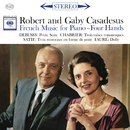 French Music for Piano - Four Hands/Gaby Casadesus