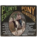 Pony's Express/Pony Poindexter