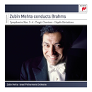 Zubin Mehta Conducts Brahms/Zubin Mehta