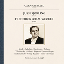 Jussi Björling at Carnegie Hall, New York City, March 2, 1958/Jussi Björling