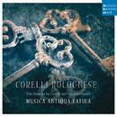 Corelli Bolognese - Trio Sonatas by Corelli and his Successors/Musica Antiqua Latina
