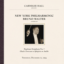 Bruno Walter at Carnegie Hall, New York City, December 23, 1954/Bruno Walter
