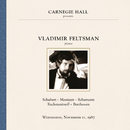 Vladimir Feltsman at Carnegie Hall, New York City, November 11, 1987/Vladimir Feltsman