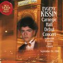 Evgeny Kissin at Carnegie Hall, New York City, September 30, 1990/Evgeny Kissin