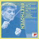 Beethoven:  Symphony Nos. 2 & 7/Leonard Bernstein