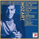 "Mozart: Overture ""Le Nozze di Figaro,""  Symphonies No. 39 & 41/Leonard Bernstein"