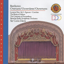 Beethoven Overtures/Sir Colin Davis