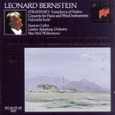 Stravinsky: Symphony of Psalms; Piano Concerto; Pulcinella Suite/Leonard Bernstein