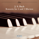 Bach: Concertos for 2 & 3 Pianos/Robert Casadesus