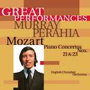 Mozart:  Concertos for Piano Nos. 21 & 23/Murray Perahia