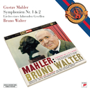 "Mahler:  Symphony No. 1 ""Titan"", Symphony No. 2 ""Resurrection"", Songs of a Wayfarer/Bruno Walter"