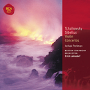 Tchaikovsky & Sibelius Violin Concertos: Classic Library Series/Itzhak Perlman