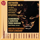 Beethoven: Symphony No. 9; Schoenberg: A Survivor From Warsaw/Erich Leinsdorf