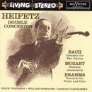 Bach: Concerto for Two Violins/Mozart: Sinfonia concertante/Brahms: Double Concerto/Jascha Heifetz