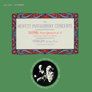 Dvorak: Quintet, Op. 81, in A, Francaix: Trio in C/Jascha Heifetz