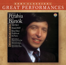 Bartók: Sonata; Improvisations on Hungarian Peasant Songs; Suite; Out of Doors; Sonata for Two Pianos and Percussion [Great Performances]/Murray Perahia