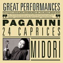Paganini: 24 Caprices for Solo Violin, Op. 1/五嶋 みどり
