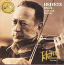 The Heifetz Collection; Volume 17; Bach:  Sonatas & Partitas/Jascha Heifetz